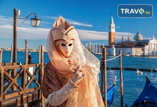 На Карнавал във Венеция с полет от Варна! Самолетен билет, 3 нощувки и закуски във Верона, транспорт с автобус, обиколка в Милано и Верона - Снимка 1