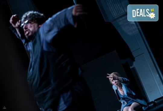 Комедията Пияните с Весела Бабина, Герасим Георгиев-Геро и Анастасия Лютова на 24-ти ноември (неделя) в Малък градски театър Зад канала! - Снимка 11