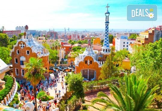 Екскурзия до Барселона! 3 нощувки със закуски, самолетен билет и летищни такси, представител на Дари Травел! - Снимка 2