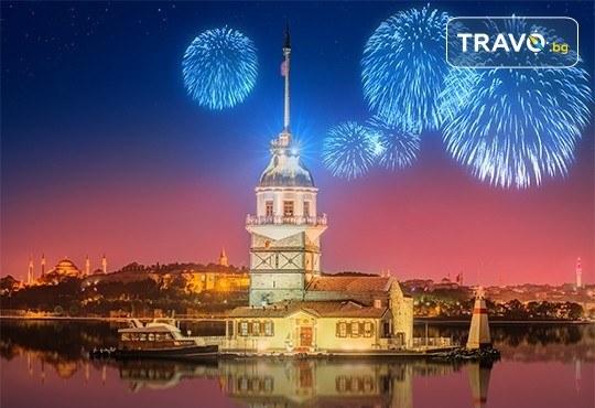 Нова година в Истанбул на супер цена! 2 нощувки със закуски, транспорт и посещение на мол Ераста в Одрин! - Снимка 1