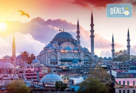 Нова Година 2020 в Истанбул, Хотел Holiday INN 5*, с Дари Травел! 3 нощувки със закуски, 2 вечери, по желание Новогодишна вечеря на корабче по Босфора и транспорт - Снимка 7