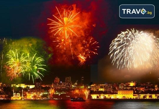 Нова Година 2020 в Истанбул, Хотел Holiday INN 5*, с Дари Травел! 3 нощувки със закуски, 2 вечери, по желание Новогодишна вечеря на корабче по Босфора и транспорт - Снимка 1