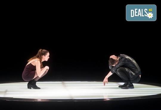 Гледайте Бойко Кръстанов, Александър Хаджиангелов, Михаил Билалов в Петел на 01.12. от 19 ч. в Младежки театър, билет за един! - Снимка 6