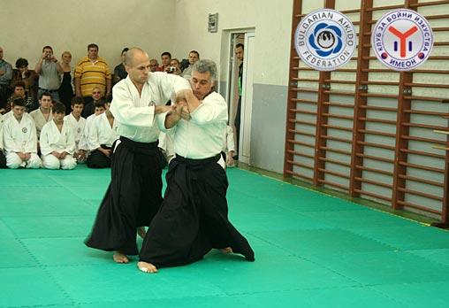 Един месец тренировки по Айкидо, неограничен брой посещения, за възрастни или деца - за 15лв вместо 50лв от Клуб за бойни изкуства Имеон - Снимка 7