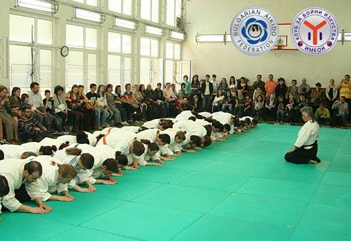 Един месец тренировки по Айкидо, неограничен брой посещения, за възрастни или деца - за 15лв вместо 50лв от Клуб за бойни изкуства Имеон - Снимка 2