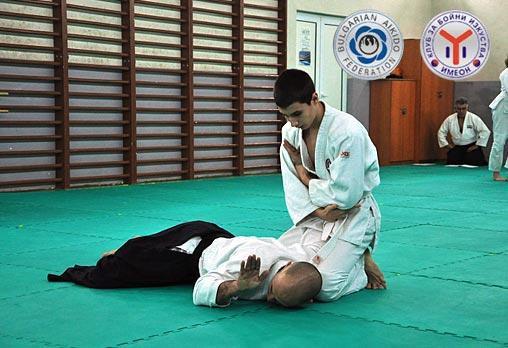 Един месец тренировки по Айкидо, неограничен брой посещения, за възрастни или деца - за 15лв вместо 50лв от Клуб за бойни изкуства Имеон - Снимка 8
