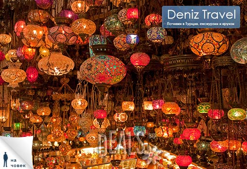 Градът-мегаполис Ви очаква!Уикенд в Истанбул,Турция през Август на още по-горещи промоционални цени-2 нощ. със закуски в хотел 2*/3*,транспорт и Бонус - посещение на МОЛ Оливиум, за 115 лв на човек от Дениз Травел! - Снимка 6
