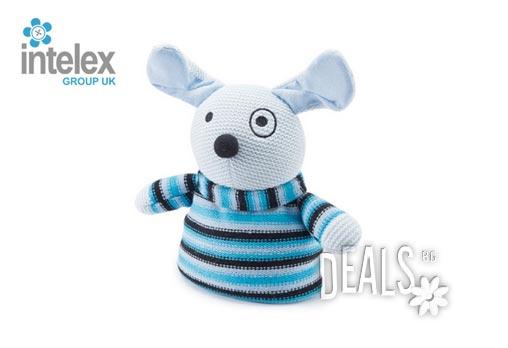 Нагряващо се Плетено Кутре Knitted Warmer Puppy от Intelex - Снимка