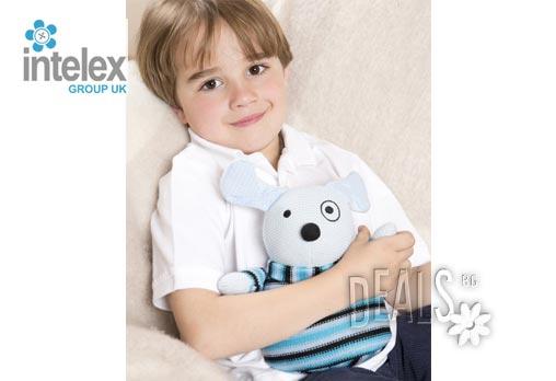 Нагряващо се Плетено Кутре Knitted Warmer Puppy от Intelex - Снимка 2