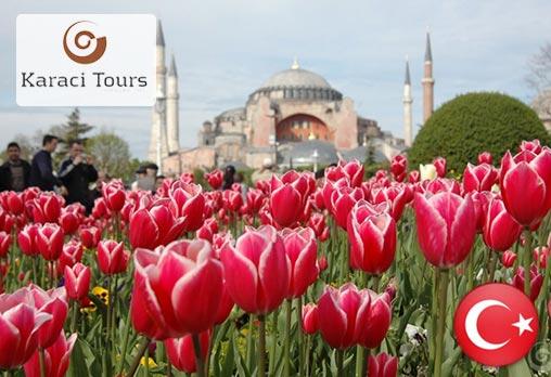 Станете част от фестивала на Лалето в Истанбул през пролетта! Уикенд пътуване, 2 нощувки със закуски и транспорт за 139лв на човек, с Караджъ турс! Предплащате сега 39лв