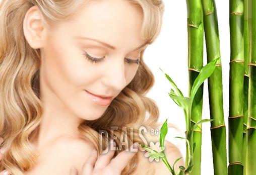 Бамбукова терапия за коса