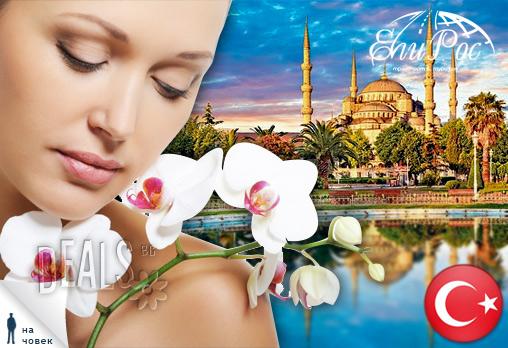 Март в Истанбул - градът на султаните! Три дни, 2 нощувки със закуски в Hotel Aspen 3* и автобусен транспорт за 128лв на човек от Туроператор Ели Рос. Предплатете 20лв сега!