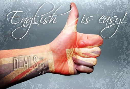 Английски език, интензивен вечерен курс за ниво по избор А2,B1,В2, 103 уч.ч, 169лв вместо 280лв в Езиков център EL Leon
