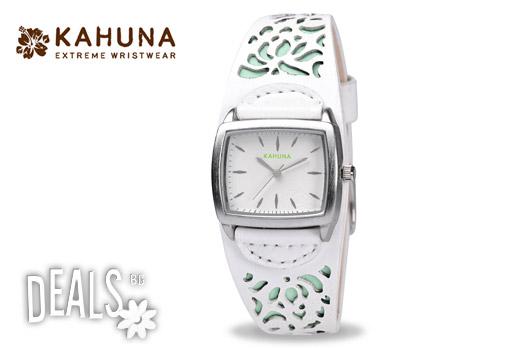 Часовник на британската марка Kahuna модел KLS-0221L
