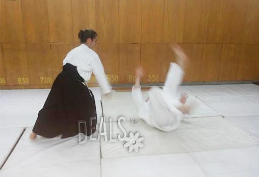 Две тренировки по Айкидо на цената на една - за 5лв с 50% отстъпка, в Школа по традиционно айкидо - Тайки доджо!