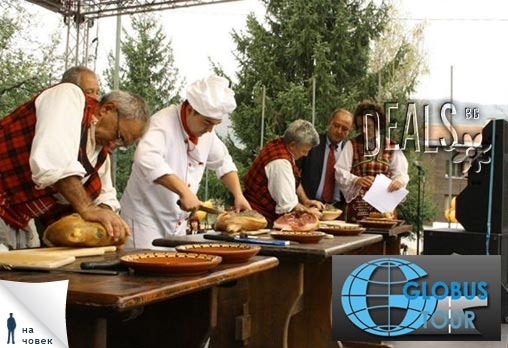 1 ден, Елена, фестивал: транспорт, екскурзовод, 35лв на човек