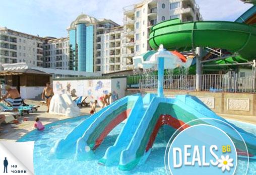 Майски празници 2015 в Дидим, Турция! 4 нощувки на база All Inclusive в х-л Didim Beach Resort Aqua & Elegance Thalasso 5* + медицинска застраховка и възможност за организиран транспорт, от ТА Ориент 99! Предплатете 70лв сега!