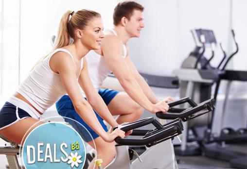 Влезте бързо във форма! 4 тренировки Фат бърнинг + 4 тренировки в Спортен център АССЕЙ