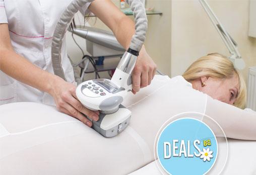 Извайте тялото си и стопете целулита с LPGпроцедурана цяло тяло в СПА салон ''Easy Spa'' в ж.к. Дървеница!