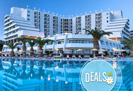 Почивка - Майски празници в Кушадасъ! 4 или 5 нощувки на база All Inclusive във Vista Hill Hotel 5* с Ориент 99