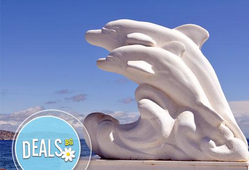 Еднодневна екскурзия през май или юни до остров Тасос, Гърция! Осигурени транспорт и екскурзовод от Дидона Тур!