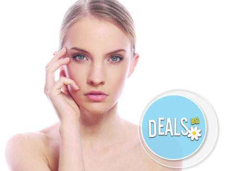 Класическо почистване на лице, почистване на вежди и бонус: 30% отстъпка при маникюр или педикюр в салон Вили!
