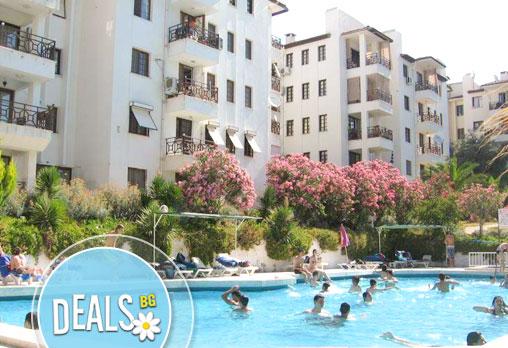 Почивка в Grand Kurdoglu 4*, Кушадасъ, Турция! 7 нощувки на база All Inclusive, възможност за организиран транспорт!