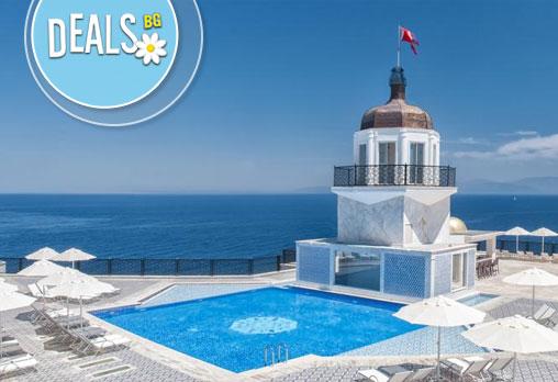 Почивка в края на лятото в The Blue Bosphorus Hotel&Residence 5*, Бодрум, Турция! 5 нощувки на база Ultra All Inclusive