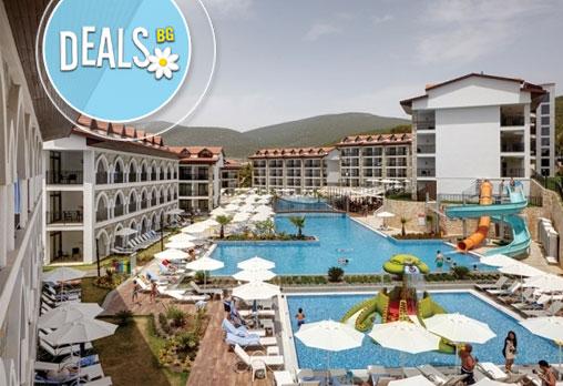 Септемврийски празници в Ramada Resort Hotel Akbuk 4+*, Дидим, Турция! 4 нощувки на база All Inclusive, от Вени Травел!