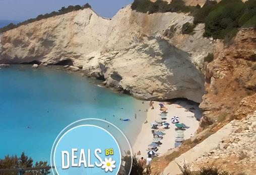 Предложение за септемврийска почивка на изумрудения о. Лефкада, Гърция! Lefkada beach 3*, 3 нощувки, закуски, транспорт