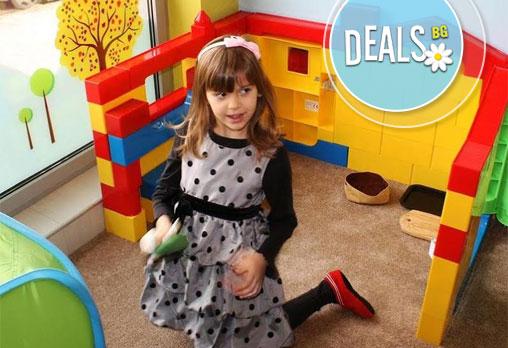 Лятна целодневна занималня за деца от 4 до 8г, за едно посещение или една седмица, от Wiki Kids' House