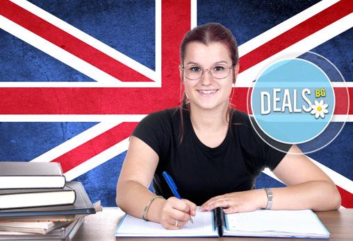 Курс по английски език - 100 учебни часа на ниво по избор - А1, А2, B1 или В2 в езиков център EL Leon!