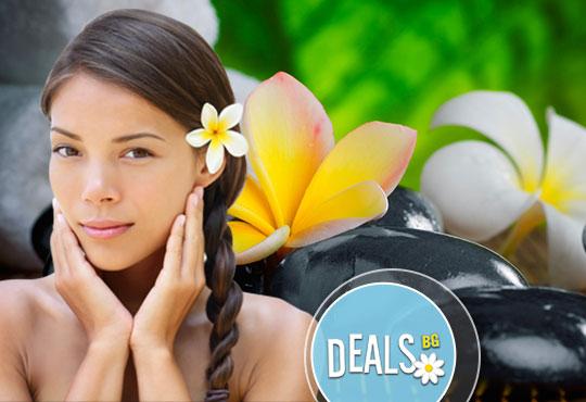 Заредете сетивата си! 60мин. Балийски масаж на цяло тяло и рефлексотерапия на стъпала в Център за масажи Шоколад