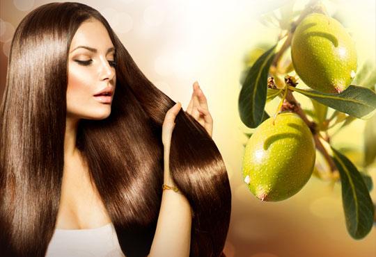 Почистване на вежди, подстригване, арганова терапия, измиване, прическа със сешоар в Beauty & Estetic Studio Mishele!