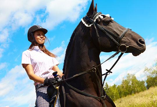 30 минути разходка и 30 минути обучение по конна езда от Езда София в конна база Хан Аспарух, Ласкар или Драгалевци!