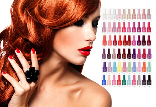 Поглезете се със СПА маникюр с лак по избор Golden Rose Color Expert и 4 декорации в салон Art Beaute Nails & Hair!