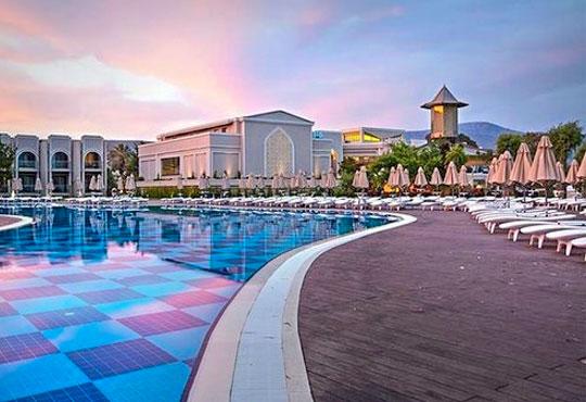 Ранни записвания за май 2016! Почивка в Турция, Aurum Spa&Beach Resort 5*, Дидим, 5 нощувки на база All Inclusive