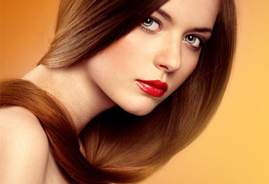Сбогом на цъфтящите краища! ''Полиране'' на косата с полировчик, измиване, маска и оформяне от N&S Fashion зелен салон!