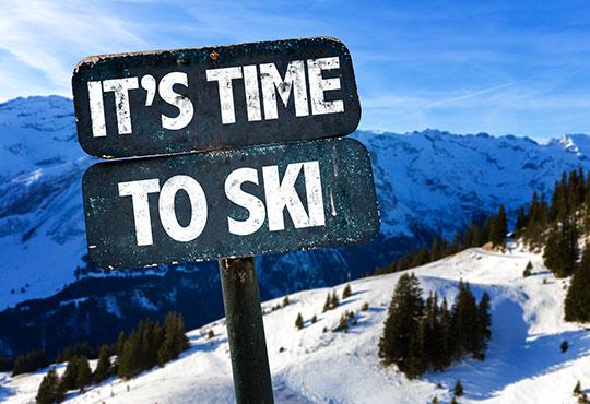 Наем на ски или сноуборд оборудване и безплатен трансфер до лифта, ски училище Rize