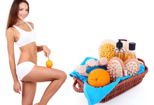 Балансирайте тялото си с 40-минутен мануален антицелулитен масаж на всички засегнати зони в Салон Голд Бюти!