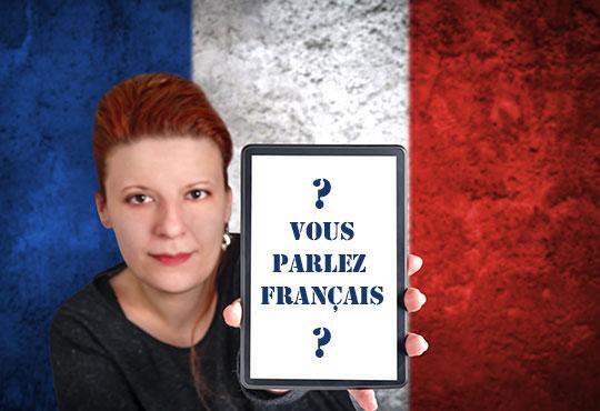 Научете френски език със сутрешен седмичен или съботно-неделен курс, ниво А1, 60 уч.ч., център Сити! - Снимка 1