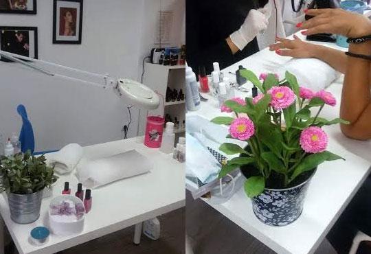 Класически педикюр с лек масаж с масла роза Дамасцена, арган, алое вера и лак SNB от ''Point nails''! - Снимка 4