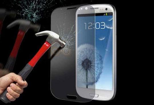 Защита за стъклото на телефона Ви! Tempered Glass за iPhone, Samsung и други модели телефони от магазин Мирони!