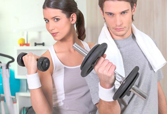 Здрав дух в здраво тяло! 6 фитнес тренировки за един месец от Спортен клуб по културизъм Алпина!