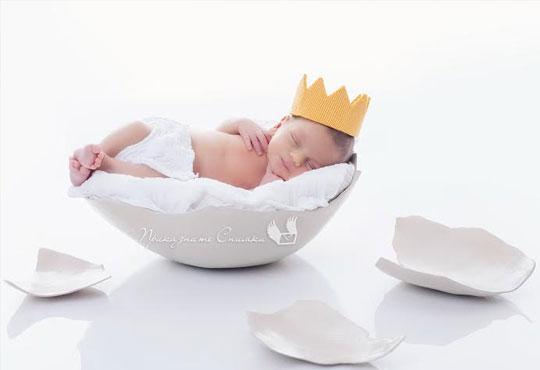 Впечатляваща приказна фотосесия на новородени и бебета, 20 обработени кадъра от Приказните снимки!