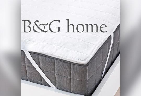 Идеален избор за хора с алергии! Протектор за единичен или двоен матрак от B&G Home!