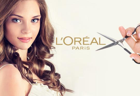 Майсторско подстригване от стилисти Боби Ярчев и Маги Андреева и терапия с L'Oreal в BM Hair Studio