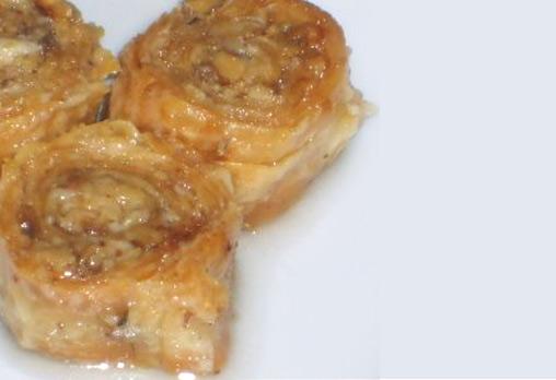 ЕДИН или ДВА килограма домашна баклава на хапки с орехи и канела от Работилница за вкусотии РАВИ - Снимка 2
