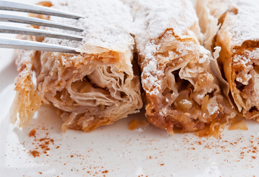 ЕДИН или ДВА килограма домашна баклава на хапки с орехи и канела от Работилница за вкусотии РАВИ - Снимка 3