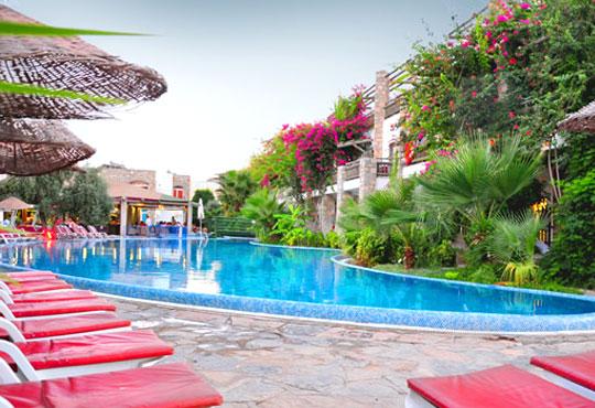 Почивка през юни в Ayaz Aqua 3+*, Бодрум, Турция! 7 нощувки на база All Inclusive и дете до 11 години безплатно! - Снимка 2